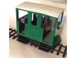 Industrial Tram Locomotive