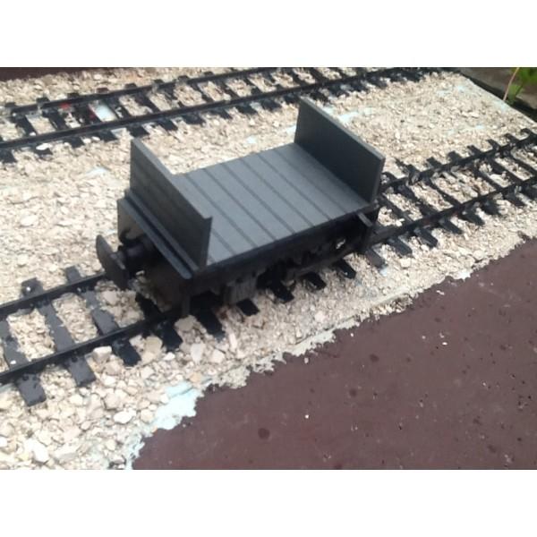 Mini Platform Wagon