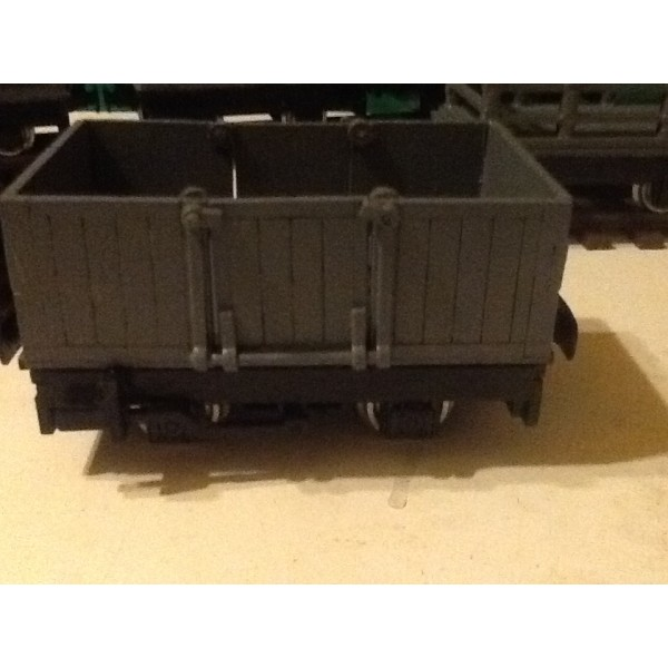 Industrial Open Wagon