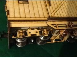 Wagon Bogies (Pair)