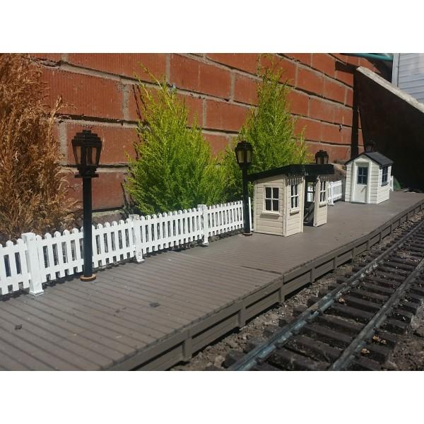 Complete Station Halt Kit