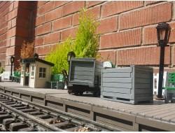 Large Cargo Crates