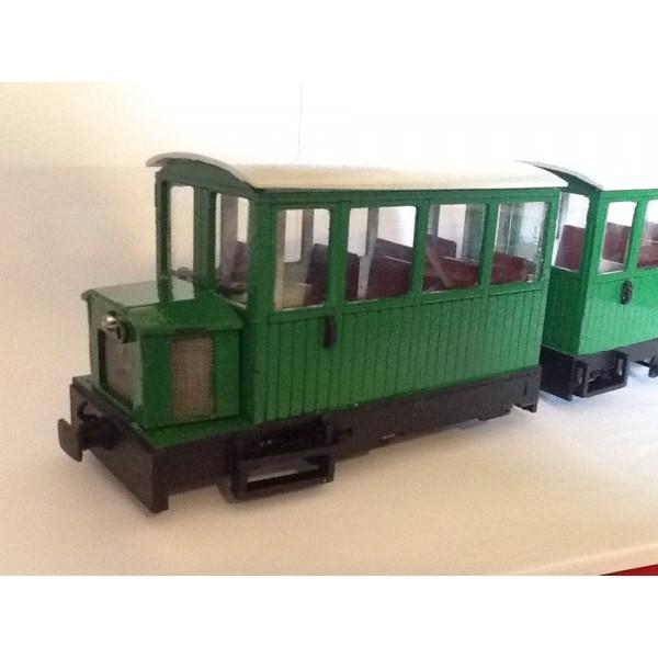 Railbus Locomotive