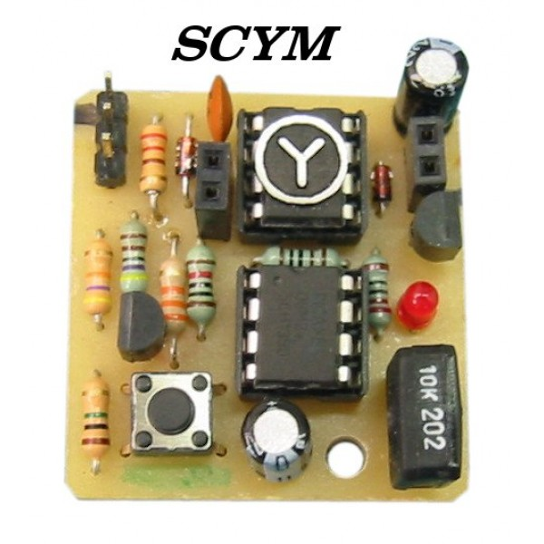 Battery Loco Sound Card for RX receiver