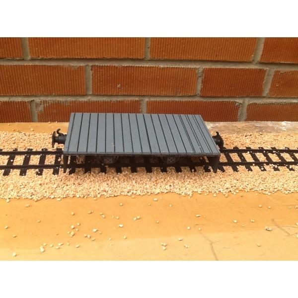 Flat Bed Platform Wagon