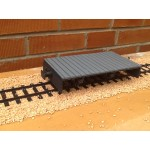 Flat Bed Platform Wagon