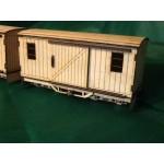 Bogie Box Van
