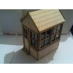 Seven Eighth Scale Small Signal Box
