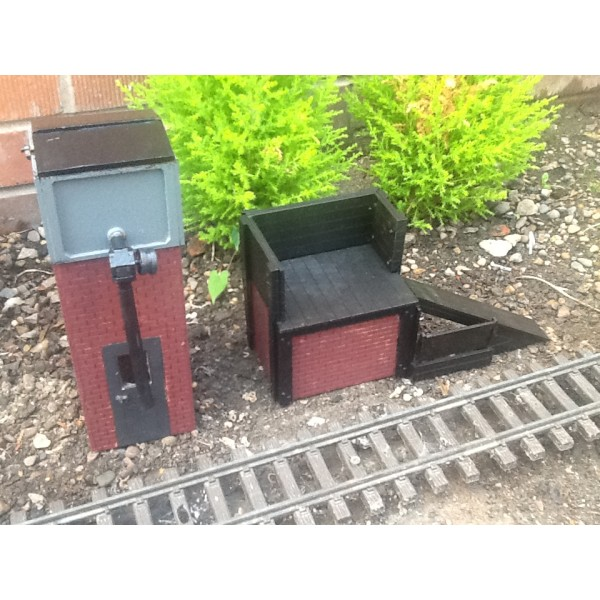 Coal bunker Kit