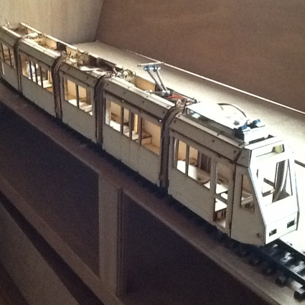 Flexity Modular Tram Set