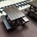Picnic Bench Seats Kit Pack of 3