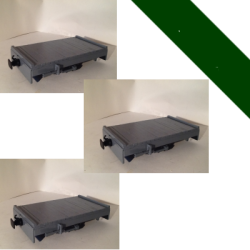 3 Pack Platform Wagons