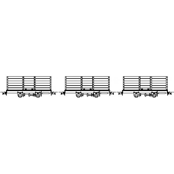 Goods Wagon Pack